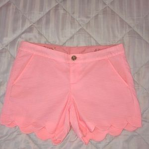 Lilly buttercup shorts